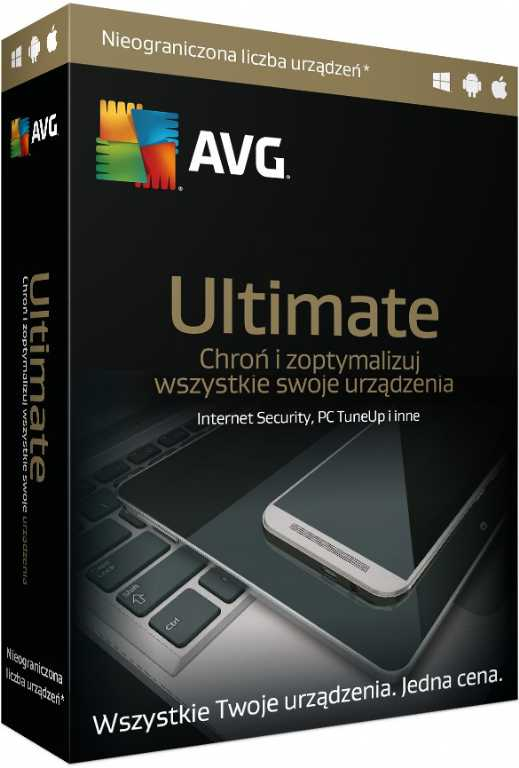 Avg ULTIMATE MULTIDEVICE Program