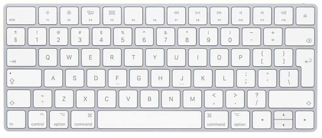Apple Magic Keyboard Klawiatura