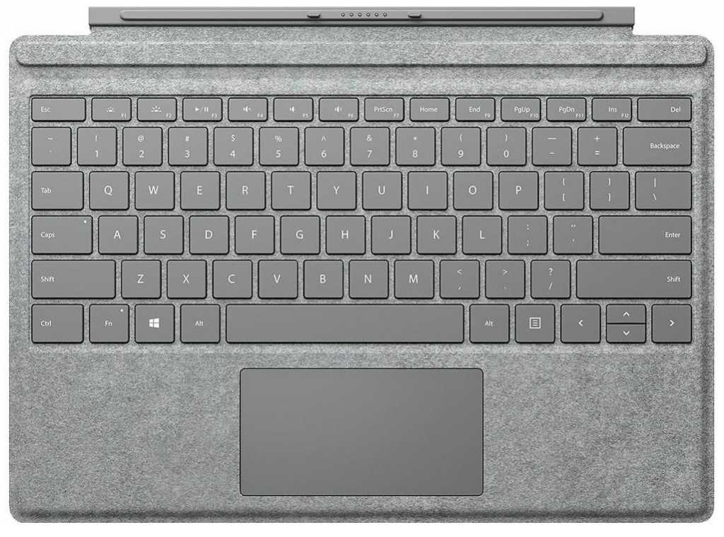 Microsoft Surface Pro Signature Type Cover Klawiatura