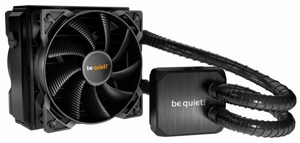 Be quiet! Silent Loop 120mm BW001