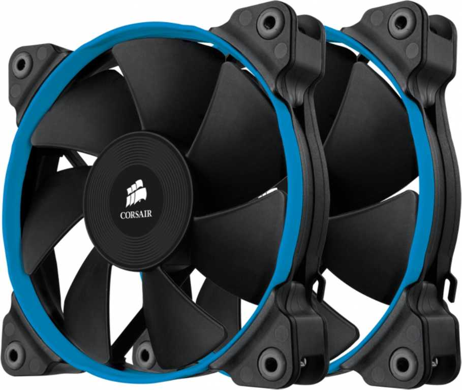 Corsair SP120 Quiet Edition Twin Pack (CO-9050006-WW)