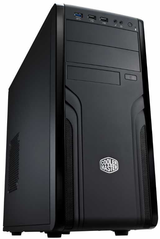 Cooler master Force 500 Obudowa
