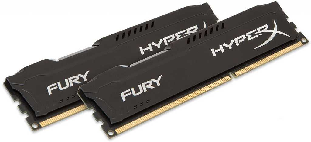 Kingston HyperX Fury 2x4GB HX318C10FBK2/8 Pamięć RAM