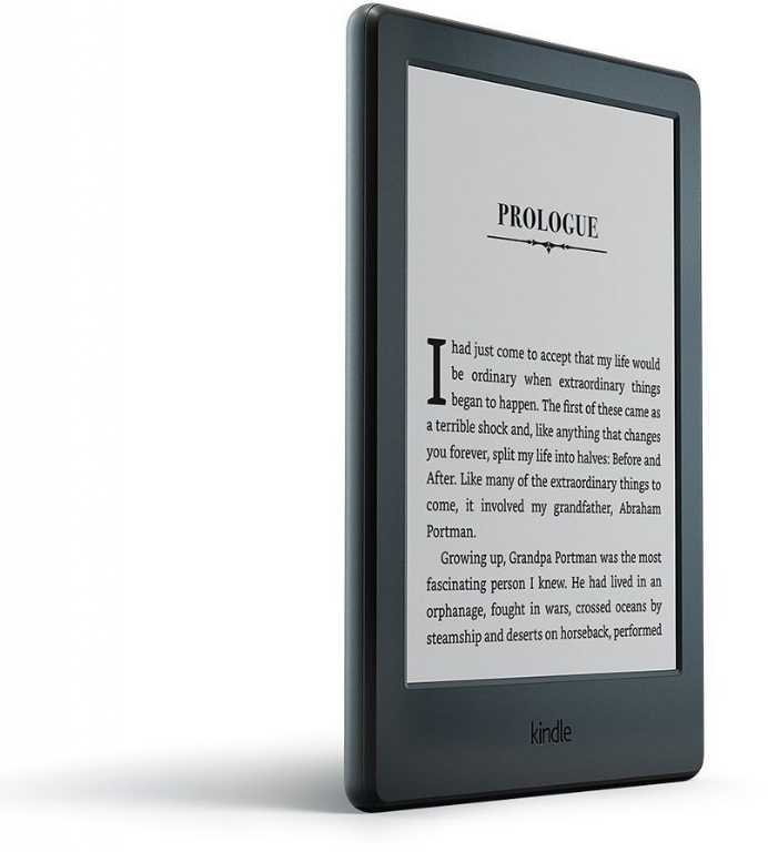 Amazon Kindle 8 Touch Czarny (bez reklam) Czytnik