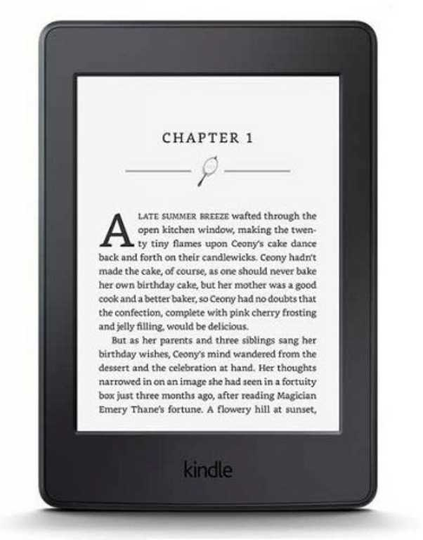 Amazon KINDLE PAPERWHITE 3 Czytnik