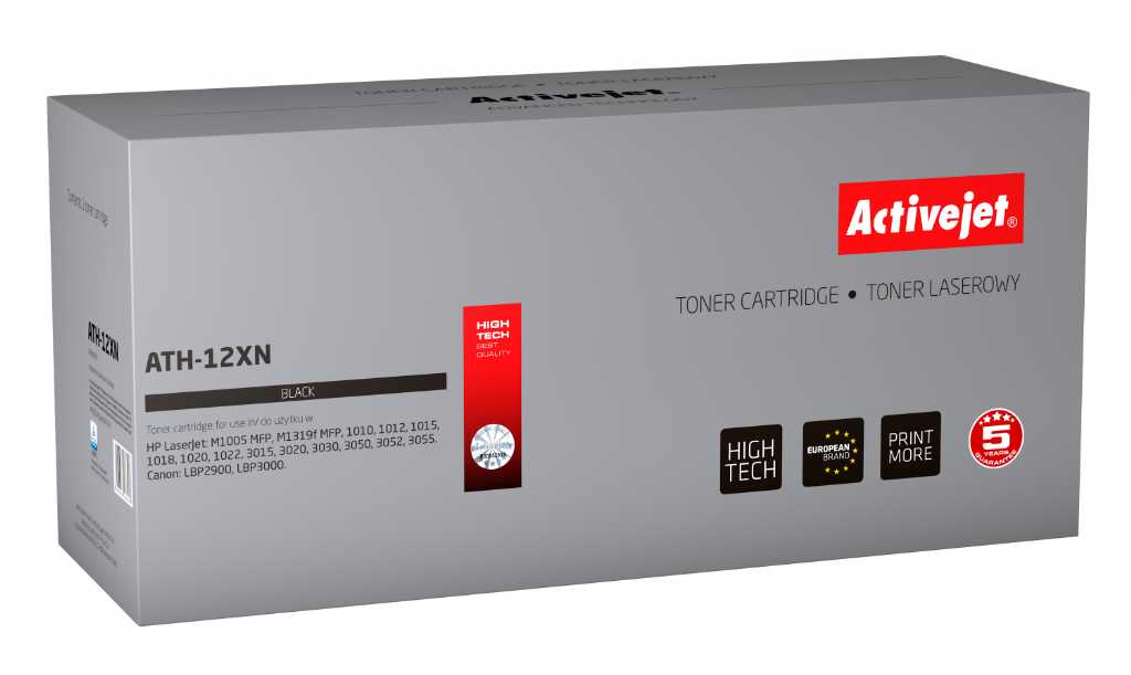 Activejet AT-12AN Toner