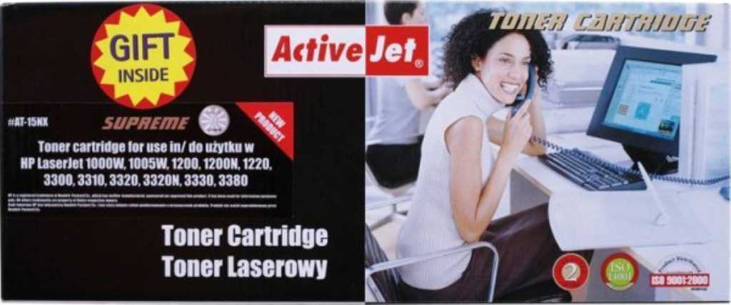 Activejet AT-15NX Toner