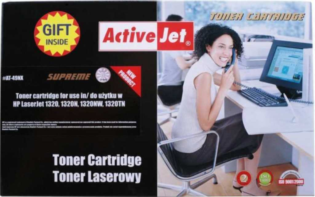 Activejet AT-49NX Toner