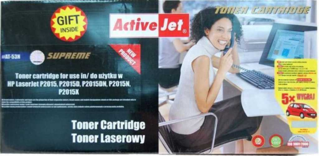 Activejet AT-53N Toner