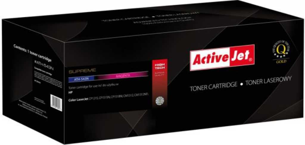 Activejet AT-543N Fuksja Toner