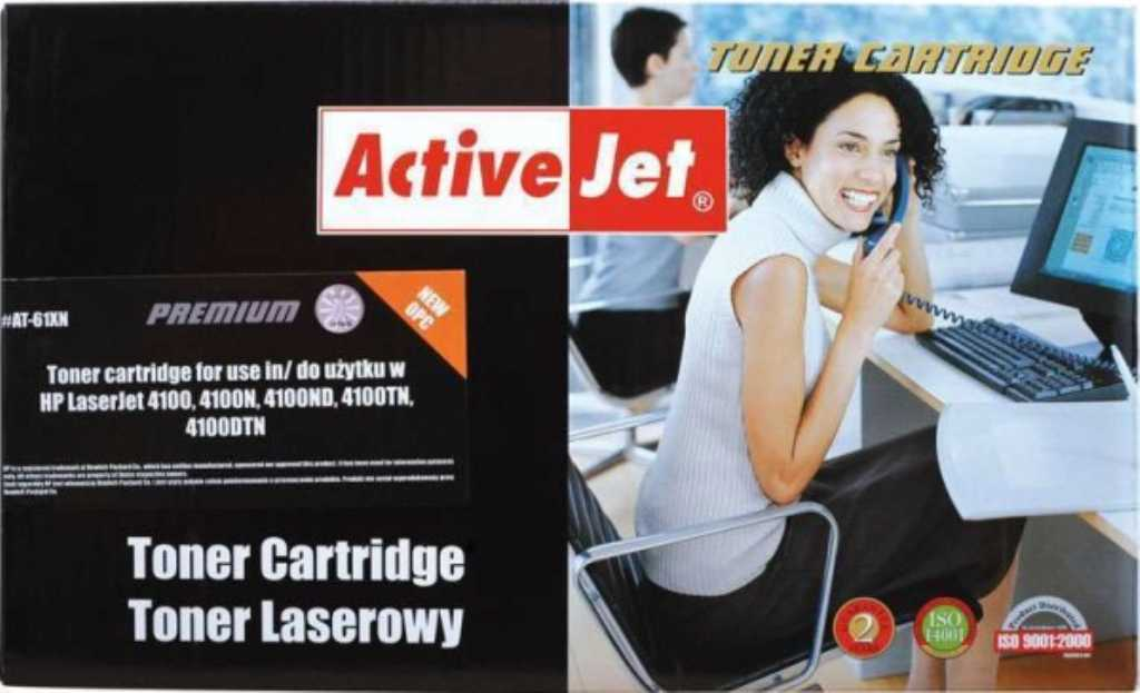 Activejet AT-61XN Toner