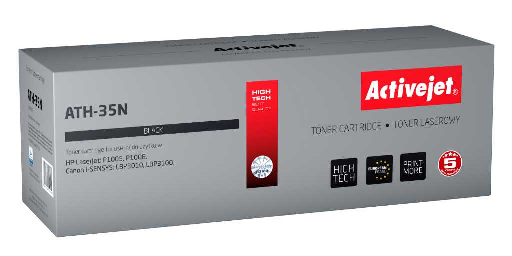 Activejet ATH-35N Toner