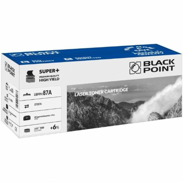 Blackpoint LBPPH87A Toner