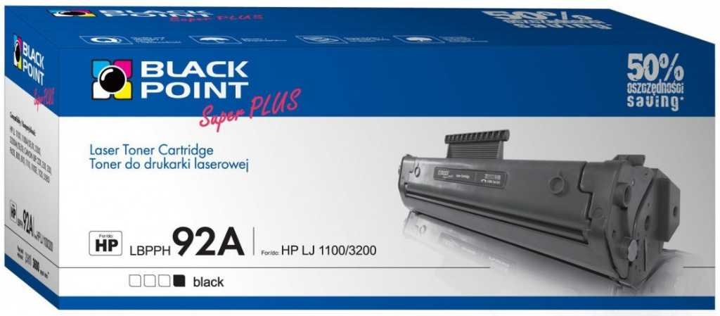 Blackpoint LBPPH92A Toner