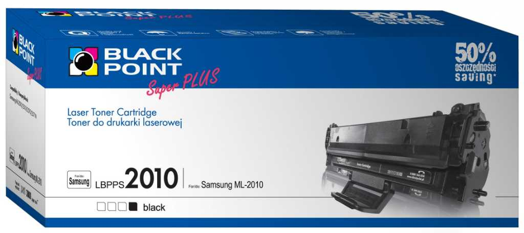 Blackpoint LBPPS2010 / ML-2010D3 Toner