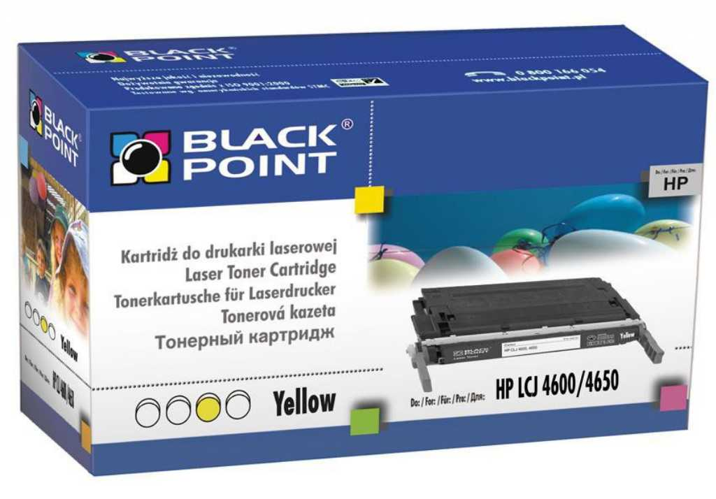 Blackpoint LCBPH4600Y Toner