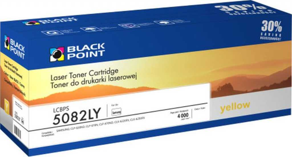 Blackpoint LCBPS5082LY Toner