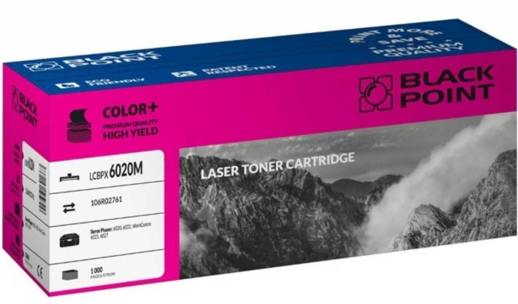 Blackpoint LCBPX6020M Magenta Toner