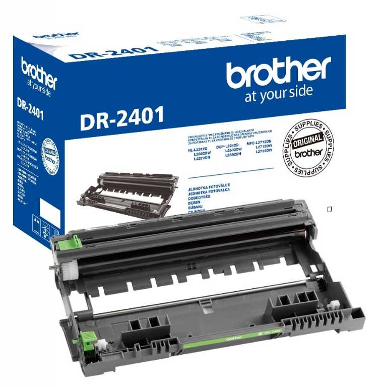 Brother DR2401 Czarny Toner