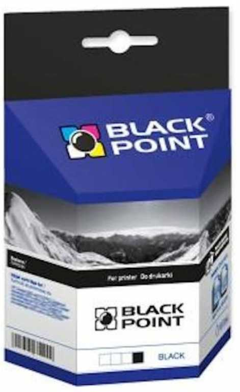 Blackpoint BPBLC1240BK Brother LC1240BK Czarny Tusz