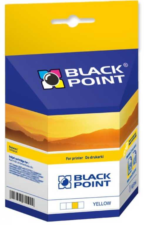 Blackpoint BPH364XLY Tusz