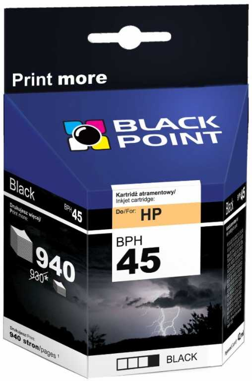 Blackpoint BPH45 Tusz
