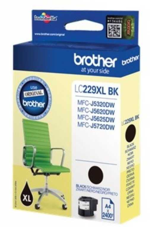 Brother LC-229XLBK Tusz