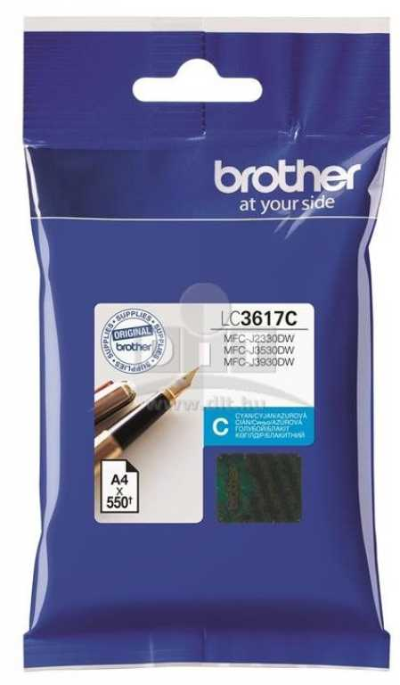 Brother LC3617C Tusz