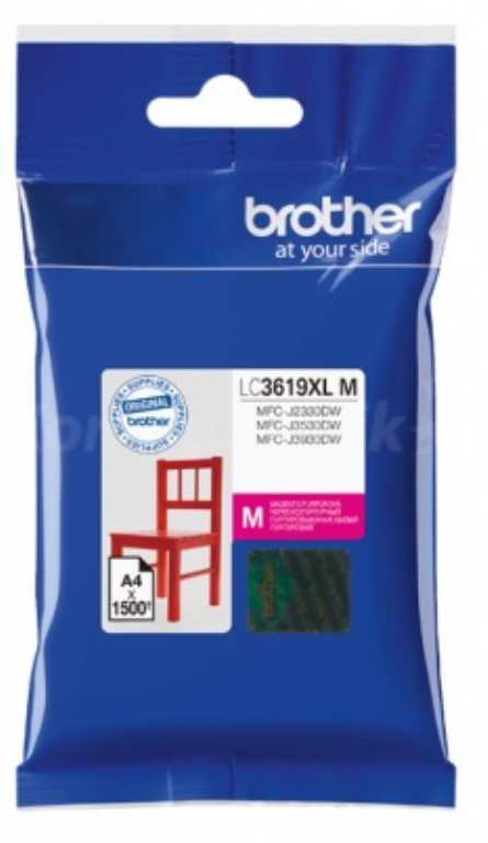 Brother LC3619XLM Tusz