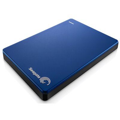 Dysk SEAGATE Backup Plus Slim Portable Drive 2 TB Niebieski