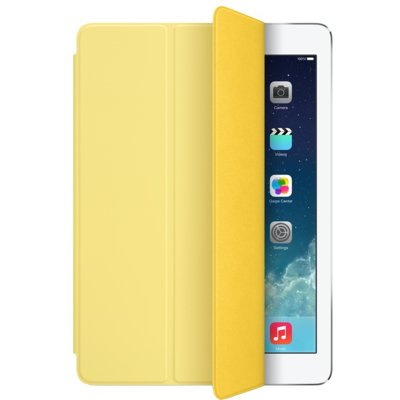 Etui APPLE iPad Air Smart Cover Żółty