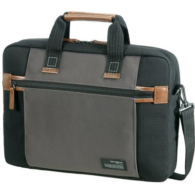 Torba na laptopa SAMSONITE Sideways 15,6 Czarno-szary