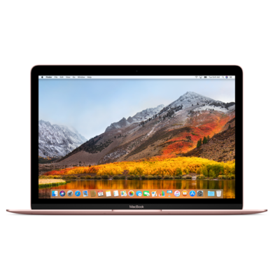 Laptop APPLE MacBook 12 i5/8GB/512GB SSD/HD615/macOS Różowe złoto MNYN2ZE/A