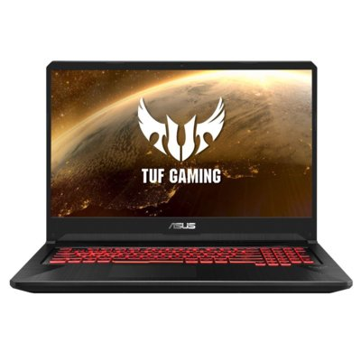 Laptop ASUS FX705GD-EW082T i7-8750H/8GB/1TB+128GB SSD/GTX1050/Win10H Red Matter