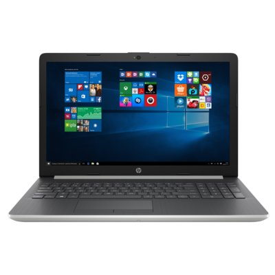 Laptop HP 15-da0004nw i3-7020U/4GB/1TB/MX110/Win10H Natural Silver