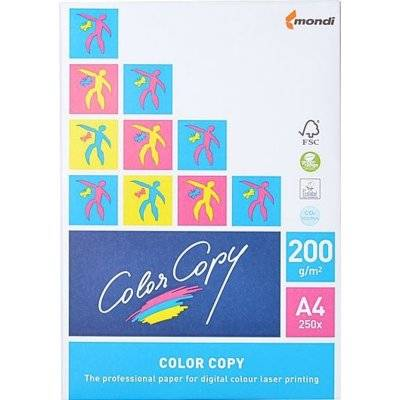 Papier MONDI Color Copy 200g A4