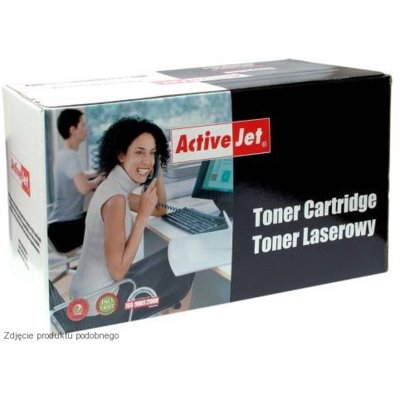 Toner ACTIVEJET AT-541N Zamiennik HP CB541A Cyan