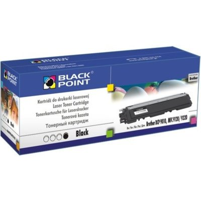 Toner BLACK POINT LCBPBTN230BK Zamiennik Brother TN-230 BK