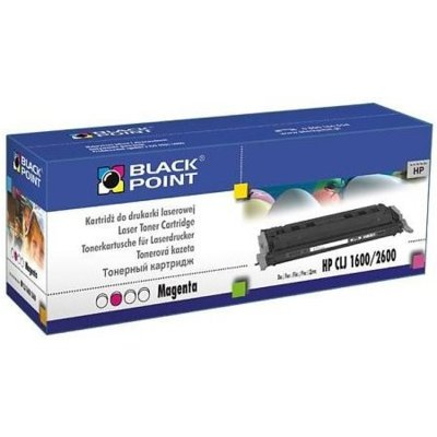 Toner BLACK POINT LCBPH1600M Zamiennik HP Q6003A