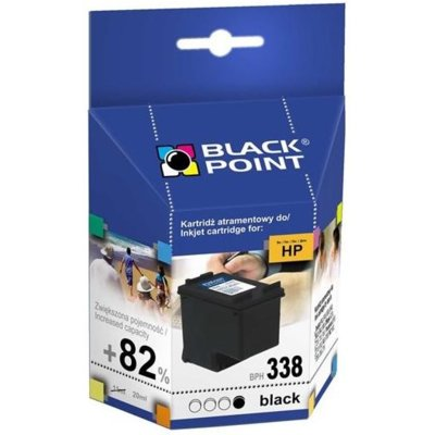 Tusz BLACK POINT BPH338 Zamiennik HP C8765