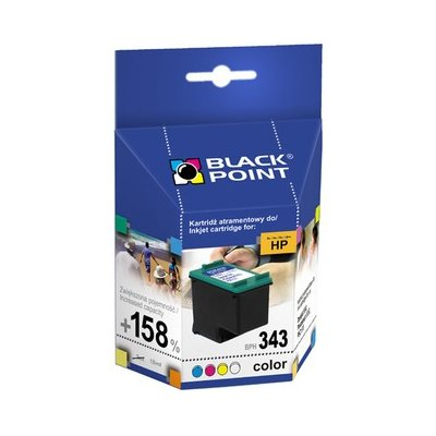 Tusz BLACK POINT BPH343 Zamiennik HP C8766