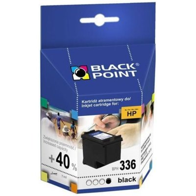 Tusz BLACK POINT BPH336 Zamiennik HP C9362