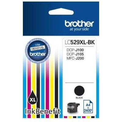 Tusz BROTHER LC-529XLBK