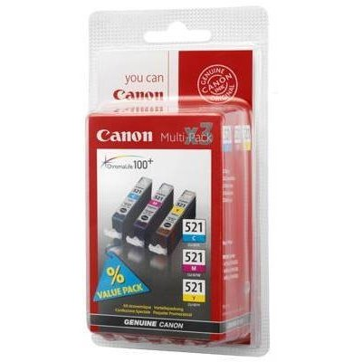 Tusz CANON 521 Pack