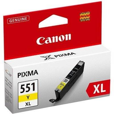 Tusz CANON CLI-551XL Yellow