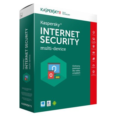 Program KASPERSKY Internet Security Multi-Device Home & Student Edition (1 urządzenie, 1 rok)
