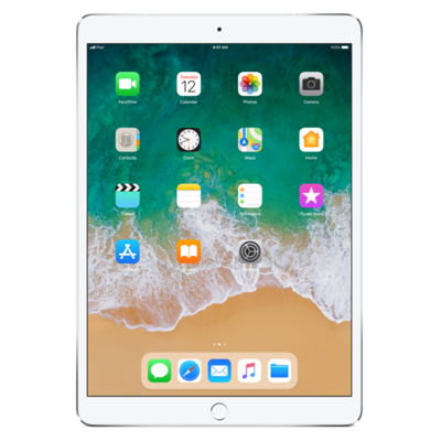 Tablet APPLE iPad Pro 10.5 Wi-Fi+Cellular 64GB Srebrny MQF02FD/A