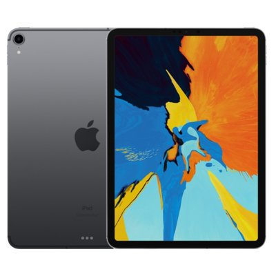 Tablet APPLE iPad Pro 11 Wi-Fi+Cellular 64GB Gwiezdna szarość MU0M2FD/A