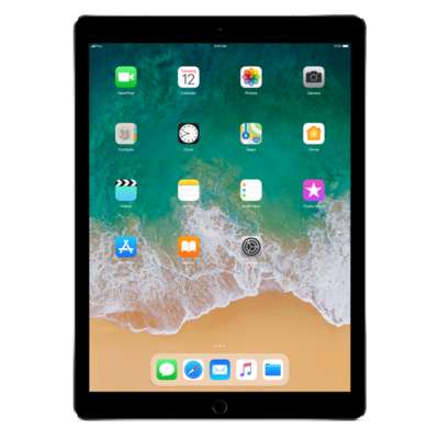 Tablet APPLE iPad Pro 12.9 Wi-Fi+Cellular 512GB Gwiezdna szarość MPLJ2FD/A