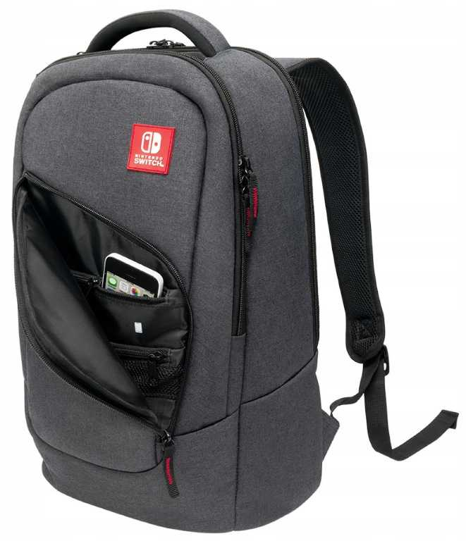 Pdp Nintendo Switch Elite Player Backpack